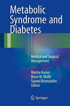 Metabolic Syndrome and Diabetes PDF - http://am-medicine.com/2016/04/metabolic-syndrome-diabetes-pdf.html