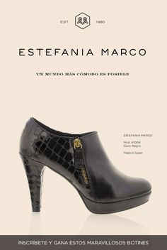 ¡Consigue unos botines Estefania Marco! https://basicfront.easypromosapp.com/p/174799?uid=628662060
