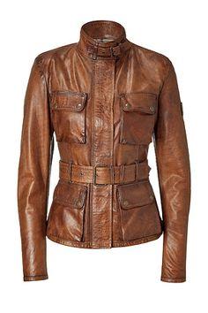 Antique Cuero Triumph Leather Jacket  (it's just a smidge over $1600)