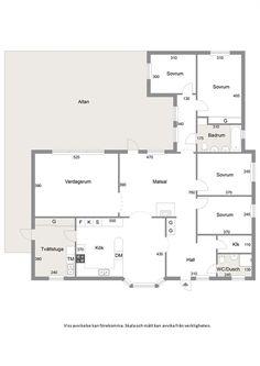 Vigansröd 214, Lane-Ryr, Uddevalla - Fastighetsförmedlingen för dig som ska byta bostad Future House, My House, Sims House Plans, Sims 4 Houses, House Drawing, Roomspiration, My Dream Home, Minecraft, Sweet Home