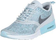 Nike Air Max Thea Print W Shoes blue grey