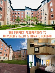 Manor Villages, the perfect alternative to university halls and private housing in Nottingham