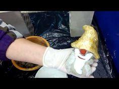 DIY SCHNECKE aus Beton /Knetbeton - YouTube