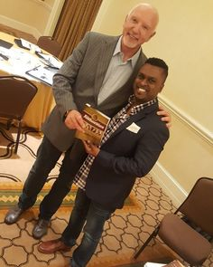 """Learnt incredible wisdom about serving others from Mark Victor Hansen co-founder of Chicken Soup for the Soul book series.  This is my 1st time at this company's Global Mastermind event and very impressed.  Every successful global visionary I have met have belonged to several Mastermind groups. """"Success leaves clues""""  #globalmastermind #vegas #powerteaminternational #WinUniversity #BillWalsh #MarkVictorHansen #mastermind"""