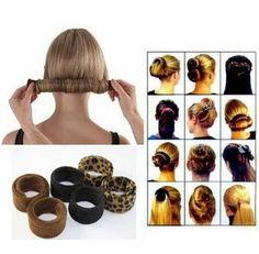 Hair bun maker - Hair Accessories