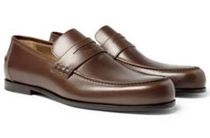 ✓ #7 Brown Loafers