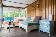 Maak een bank in de caravan - Caravanity | happy campers lifestyle