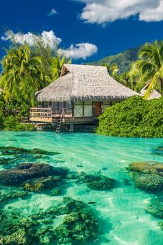 Intercontinental Moorea, French Polynesia