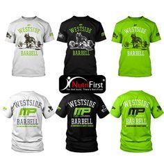 NutriFirst - (MusclePharm) WestSide Barbell Tee (WB)