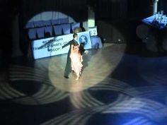 "[Waltz/Quickstep] Aleksandr Chukharev & Kseniya Beleush | Russian Youth Classic Showdance 2011, 3rd Place - ""The Illusionist"" [magic tricks and illusions performed throughout] #standard #ballroom #waltz #quickstep #magictricks #illusions"