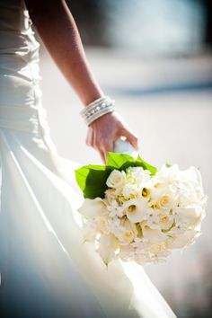 All white wedding bouquet with Calla Lilies, Stephanotis and Roses All White Wedding, White Wedding Bouquets, Wedding Pictures, Wedding Flowers, Dream Wedding, Bridal Bouquets, Wedding Inspiration, Wedding Ideas, Wedding Stuff