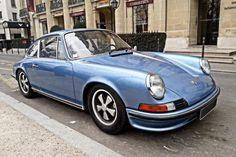 Pour ce mardi, sur #BonjourLaVieille, une #Porsche #911S 2,4L