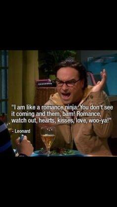 "-'Leonard Hofstadter' ""The Big Bang Theory"" Big Bang Theory Show, Leonard Hofstadter, Geek Chic, Bigbang, Memes, Ninja, Haha, Random Stuff, Tv Shows"