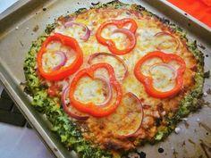 Around the Table: Loving Food in RI & Beyond : Veggielicious Cauliflower Crust Pizza