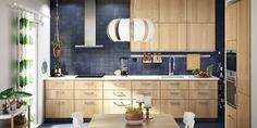 Encontro perfeito entre tradição e modernidade. #cozinhas #decoração #IKEAPortugal