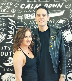 Getting to meet #GEazy was so surreal