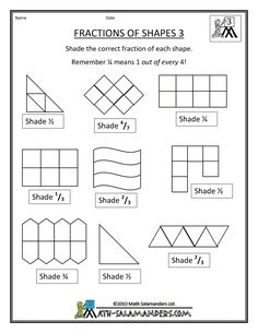 Fractions on Pinterest | Fraction Games, Teaching Fractions and Math ...