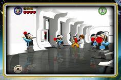 LEGO.com Star Wars Apps - Complete Saga