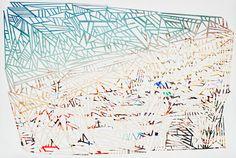 Daniel Levitt (precision cutting on photographs)