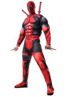 Deadpool Costume! #deadpool #costume #halloween