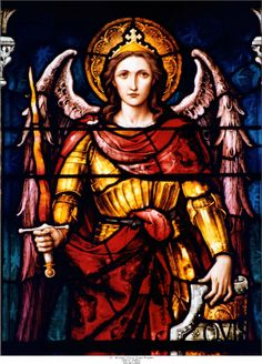 Did I mention I <3 Saint Michael?