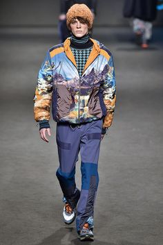 Etro Fall 2017 Menswear Collection - Fashion Unfiltered