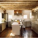 The long line of beautiful, heavy-timber-bestowed kitchens that have us salivating could go on and on
