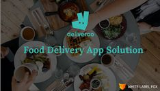 If you want to launch your own deliveroo food delivery app for business startup; must read how many services offers & how its benefits for your business. Delivery App, Start Up Business, Fast Growing, Product Launch, Ethnic Recipes, People, Food, Essen, Meals