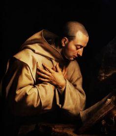 "coriesu: "" Saint Bruno Unknown artist "" Catholic Catechism, Catholic Art, Catholic Saints, Roman Catholic, Religious Art, Catholic Orders, Patron Saints, Christian Images, Christian Art"
