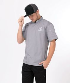 45cd0d7a2e7e72 Chef Works - Springfield Che Coat, $35.99. Available in 7 colors w/ Cool