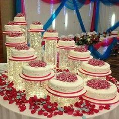 Multi Tier Wedding Cake Designs Photos Stands