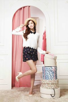 SNSD's gorgeous Jessica for 'SOUP'