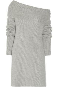 Donna Karan Oversized ribbed cashmere sweater - 64% Off Now at THE OUTNET