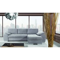 Moderní rozkládací sedací souprava ENZO III. Sofa, Couch, Furniture, Home Decor, Settee, Settee, Decoration Home, Room Decor, Sofas
