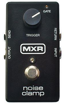MXR Noise Clamp Effect Pedal | M195