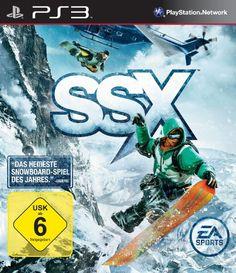 SSX - [PlayStation 3]: Amazon.de: Games