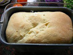 ile recetas: Super pan de Viena - hecho en la panificadora