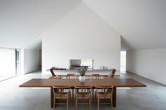 John Pawson Fabien Baron's House, Sweden