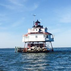 15 Best Things to Do on Chesapeake Bay - 1. Tour a historic lighthouse