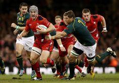 Jonathan Davies - Wales v South Africa - International Match