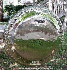 Paiste Symphonic Gong Brilliant 38