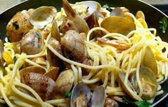 _______________________ -ITALIA-Spaghetti con le vongole by Francesco -Welcome and enjoy- #WonderfulExpo2015 #Wonderfooditaly #MadeinItaly #slowfood #Basilicata #Toscana #Marche #FrancescoBruno @frbrun frbrun@tiscali.it