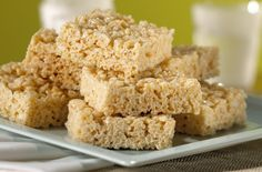 Original Rice Krispie Treats....since I always have to look up the recipe.
