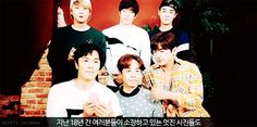 As Shinhwa, Andy and hyungs never change
