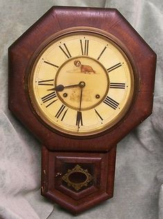 57 Best Ansonia Clock Images Antique Watches Vintage