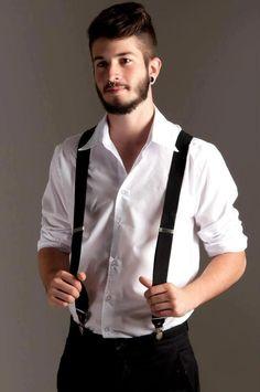 tirantes #tirantes #style #barba #moda #male