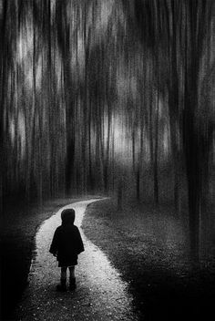Photography Inspiration of Little Red Riding Hood