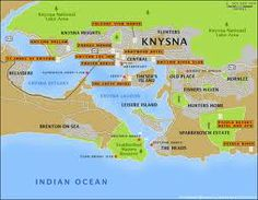 knysna - Google Search Knysna, South Africa, Ocean, Map, Google Search, Holiday, Vacations, Location Map, Holidays
