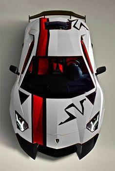 Que les parece esta hermosura de #Lamborghini?