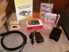 CanaKit - Raspberry Pi 2 + all the accessories needed to complete most projects.